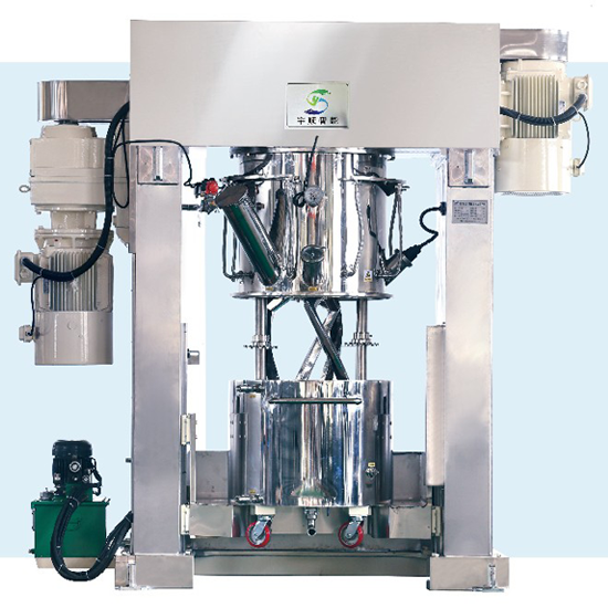 Double Planetary Mixer For Lithium Battery Paste Manufacturers, Double Planetary Mixer For Lithium Battery Paste Factory, Supply Double Planetary Mixer For Lithium Battery Paste