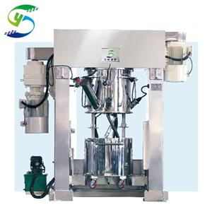 Double Planetary Mixer For Lithium Battery Paste