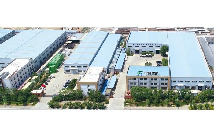 Ціньхуандао YuShun інтелектуальної технології Лтд