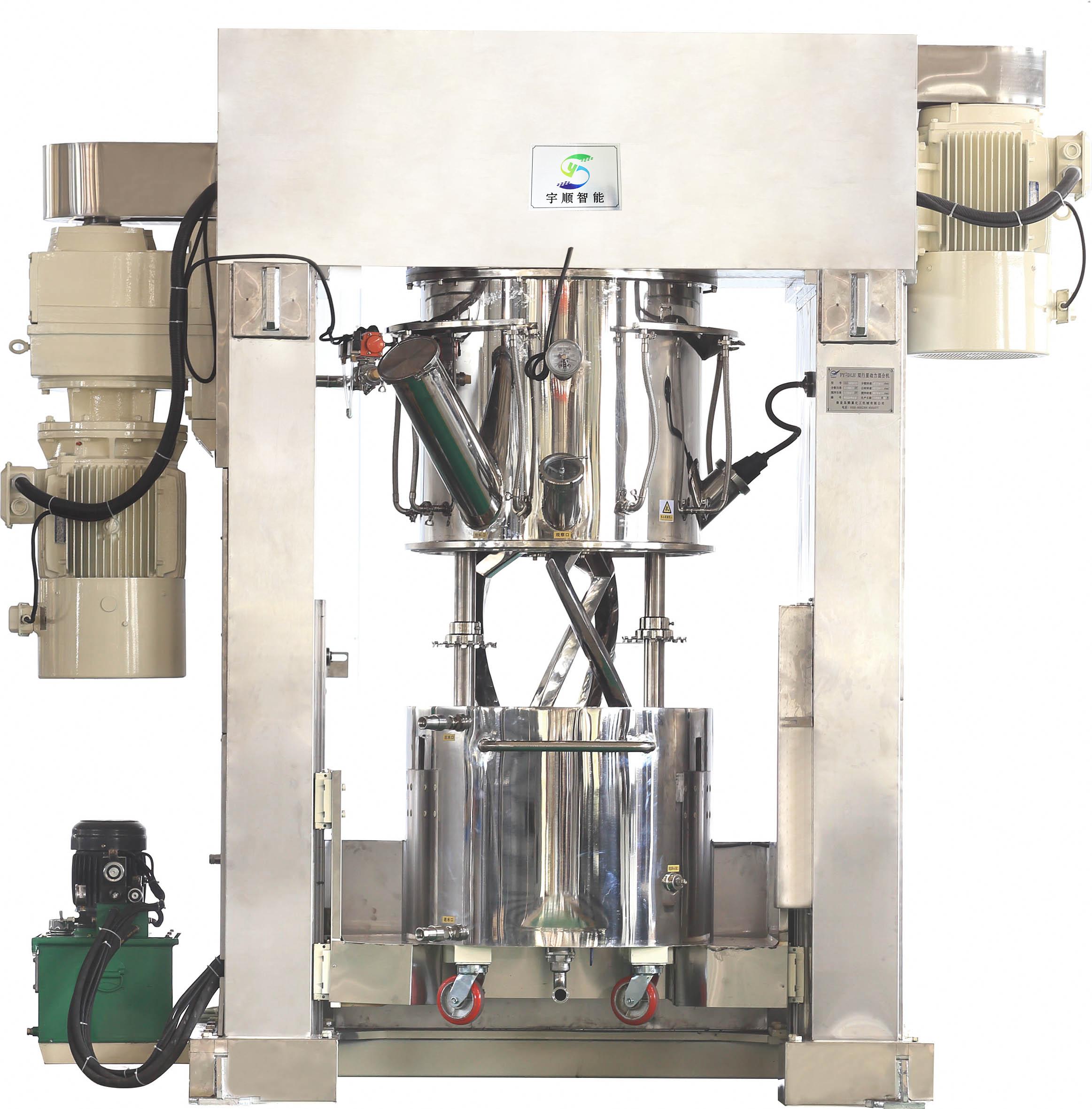 paste planetary mixer