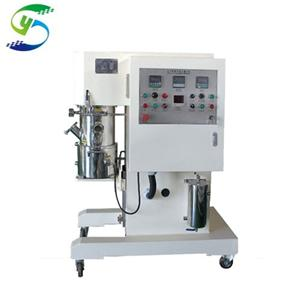 Laboratory vacuum battery slurry mixer