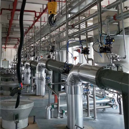 Russia Coatings Production line Case