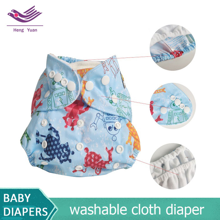 Washable baby cloth diapers I Reusable cloth nappies
