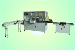 Sanitary Napkin Box Sealing Machine