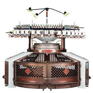 High Speed Double Open Width Circular Knitting Machine