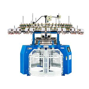 High Speed Double Pile Cut Circular Knitting Machine