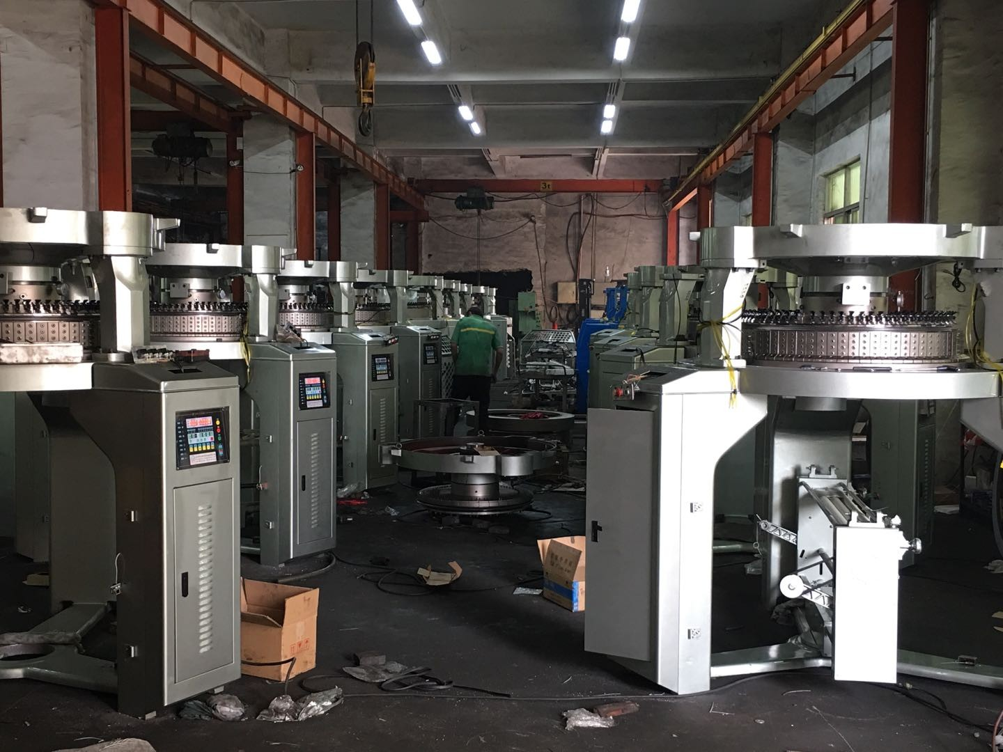 New Type High Quality Cylinder for Circular Knitting Machine Manufacturers, New Type High Quality Cylinder for Circular Knitting Machine Factory, Supply New Type High Quality Cylinder for Circular Knitting Machine
