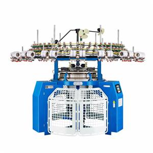 Single Jersey Tubular Circular Knitting Machine