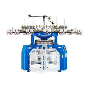 High Speed Double High Pile Circular Knitting Machine