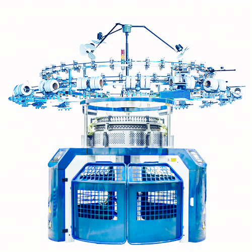 High Speed Terry Computerized Jacquard Circular Knitting Machine