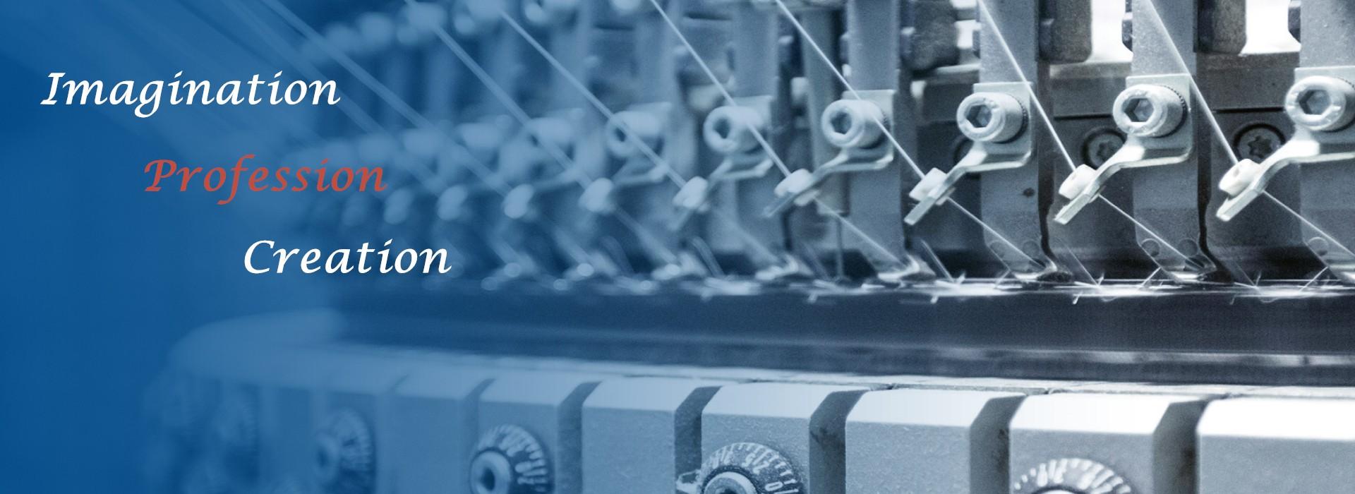 Peças circulares da máquina de confecção de malhas