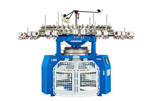Circular Pile Knitting Machine