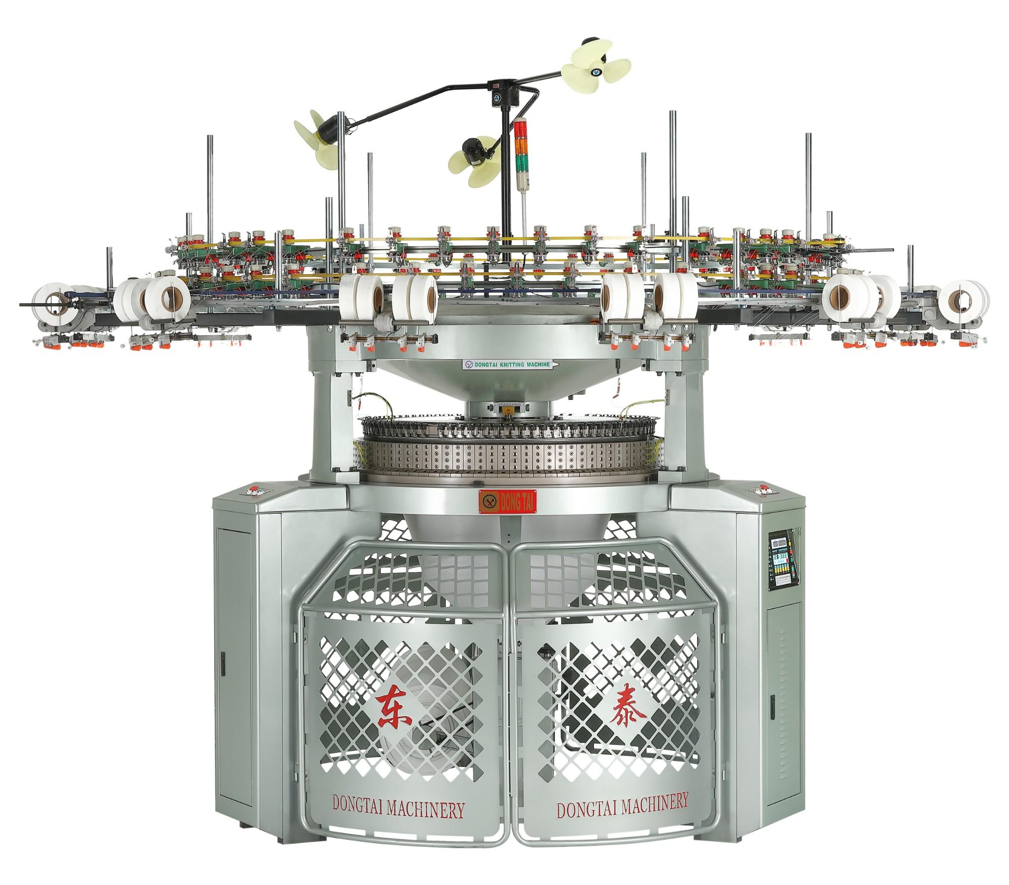 High Speed Tube Interlock Circular Knitting Machine Manufacturers, High Speed Tube Interlock Circular Knitting Machine Factory, Supply High Speed Tube Interlock Circular Knitting Machine
