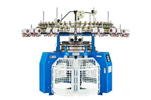 Circular Weft Knitting Machine
