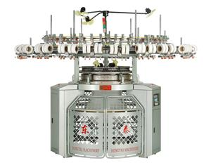Large Diameter Circular Knitting Machine