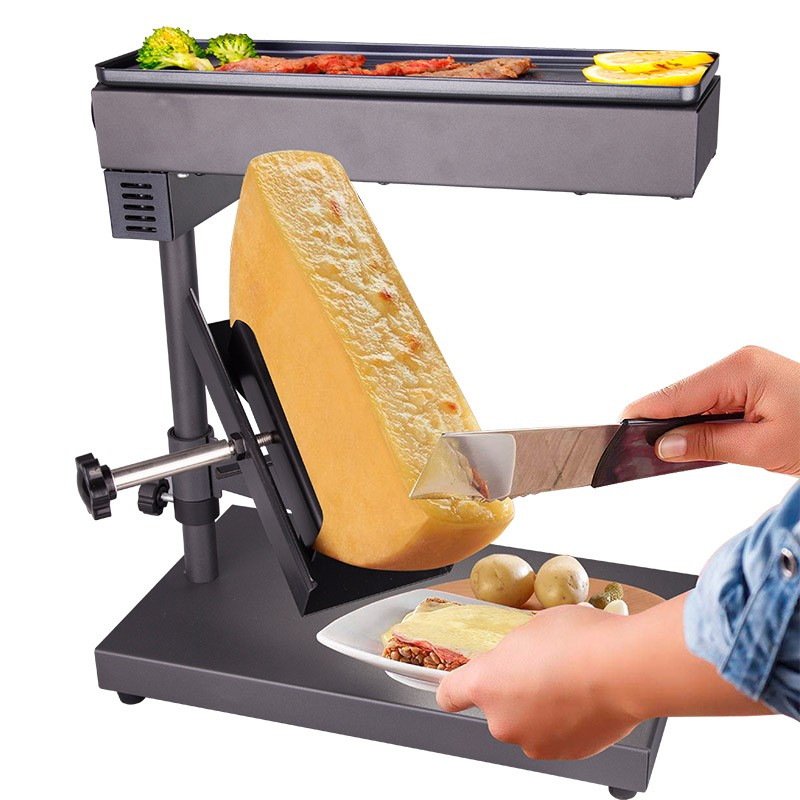 Traditional Cheese melter , raclette grill