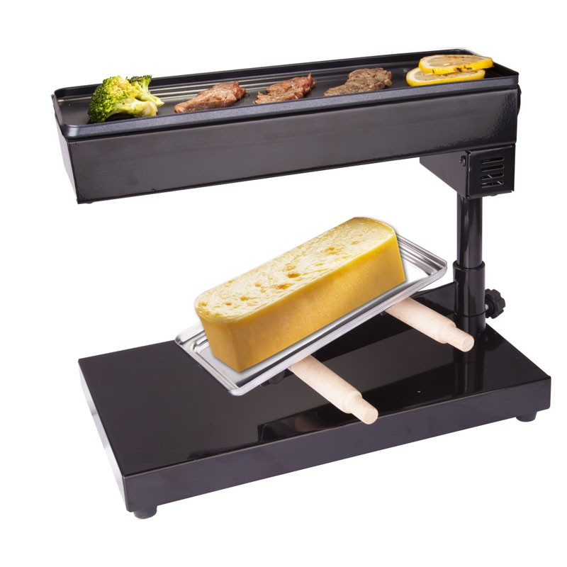 Raclette oven & cheese raclette grill (cheese melter)