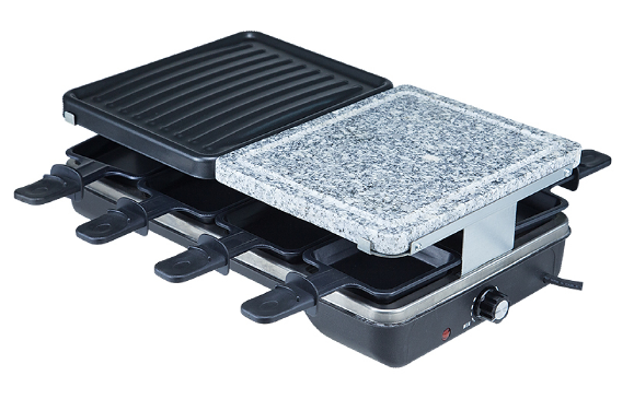 8 Persons Raclette Grill