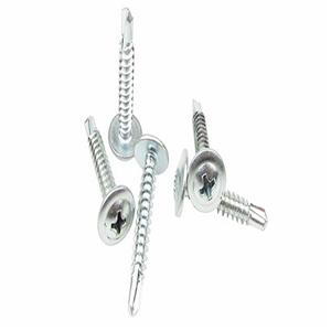 Phillips Round Collar Head Self-drilling And Tapping Screws