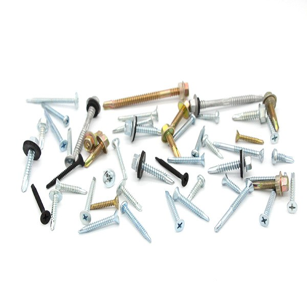 pan head drilling screws
