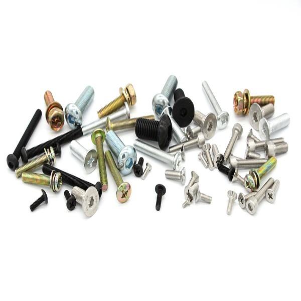 China round head machine screws