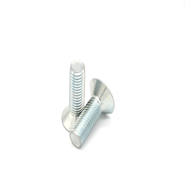 China countersunk head bolts