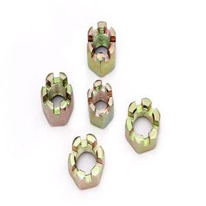 Hex Castle Nut