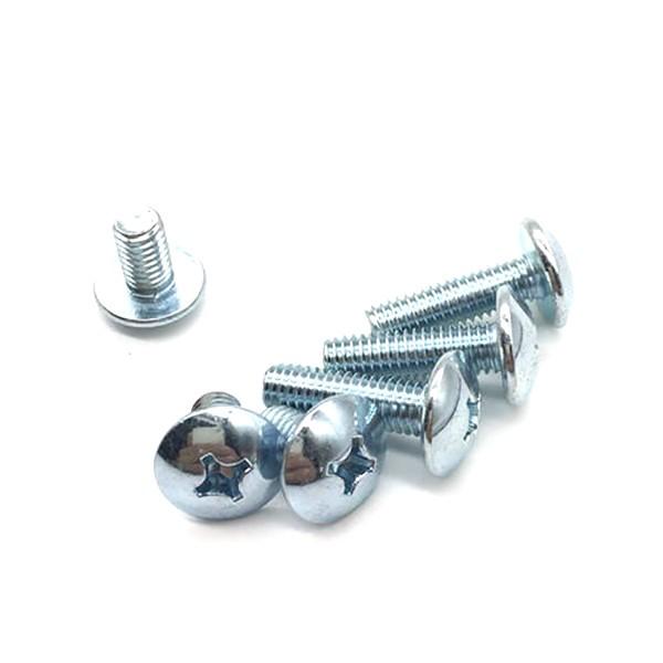 China mushroom head screw