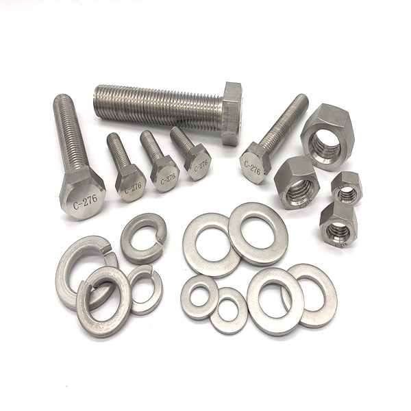 Hastelloy C276 Hex Bolts Manufacturers, Hastelloy C276 Hex Bolts Factory, Supply Hastelloy C276 Hex Bolts