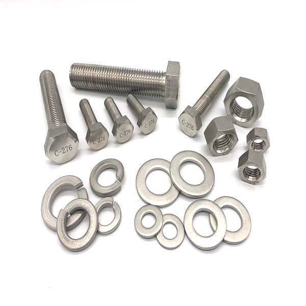 Hastelloy Hexagon Bolt Manufacturers, Hastelloy Hexagon Bolt Factory, Supply Hastelloy Hexagon Bolt