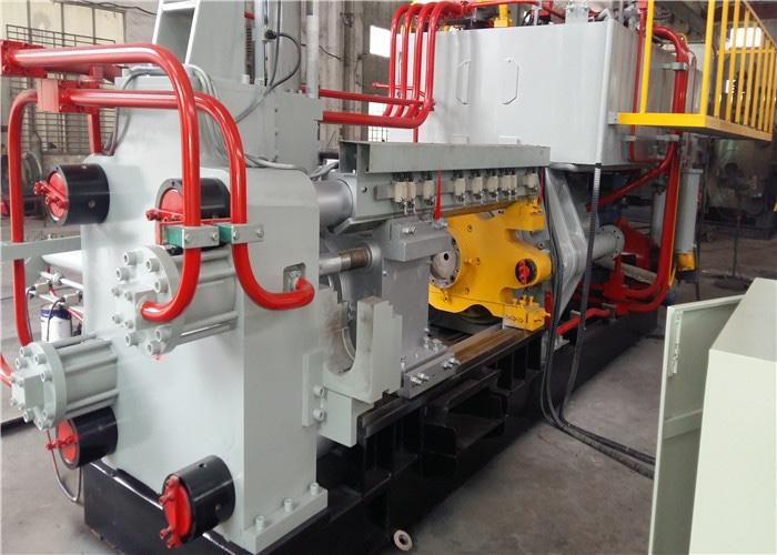 Single Acting Aluminum Extrusion Machine