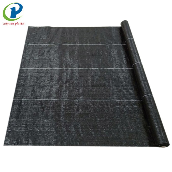Biodegradable Pp Woven Weed Mat For Greenhouse