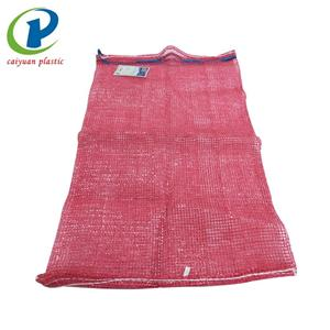 Polyester Pp Leno Onion Mesh Bag