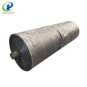 Farming Plastic Biodegradable Ground Cover Black