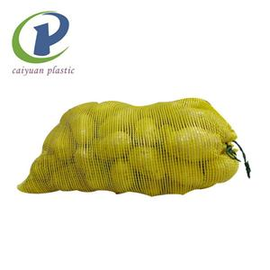 Eco Friendly Pe Vegetable Fruit Mesh Bag