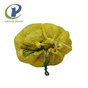Oyster Food Leno Mesh Bag