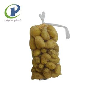 Food Grade Fish Mesh Bags Empty Sack