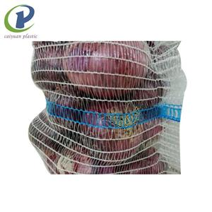 Mesh Pouch Fish Net Bag For Vegetables