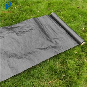 Brown Ground Cover Weed Control Fabric To Prevent Weeds