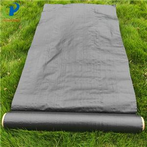 Thick And Black Weed Control Ground Cover Menbrane