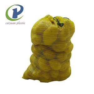 Potato Rubber Beach Net Bag Packing