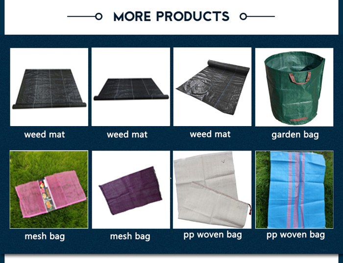 weed mat for greenhouse