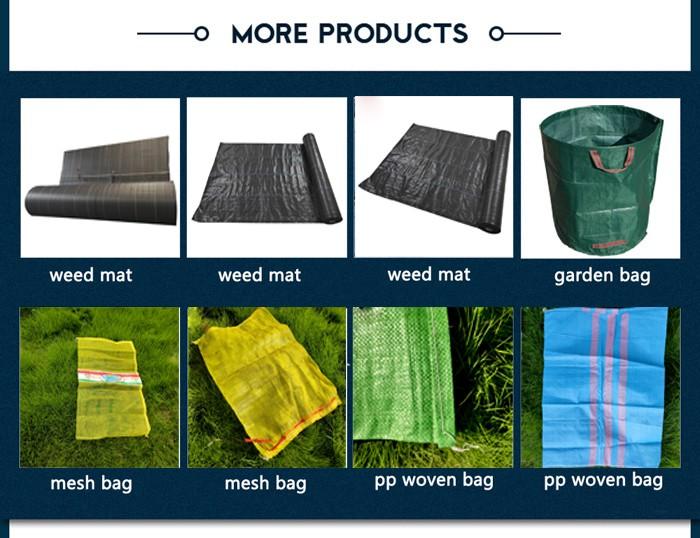 bags vegetables