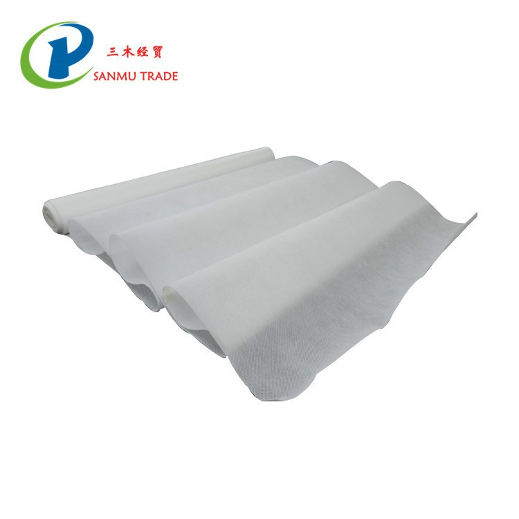100% PP Meltblown Nonwoven Fabric for Face Mask