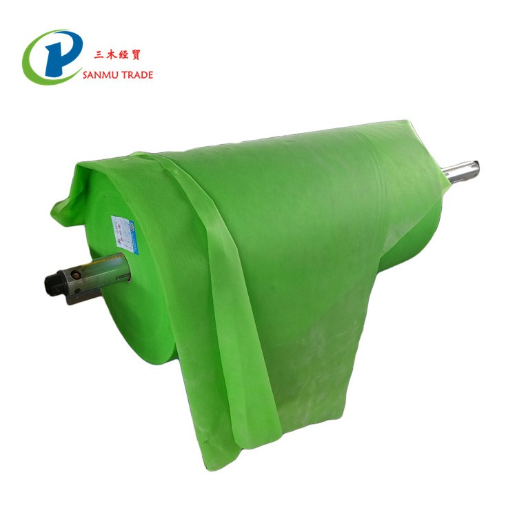 PP Non-Woven Fabric Roll for Bag