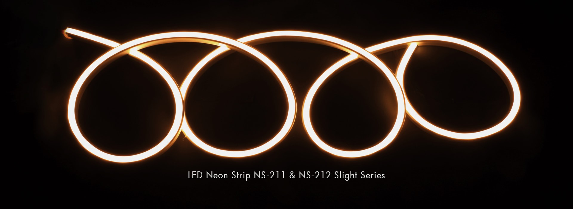 LED Neon Strip NS-211 & NS-212 Slight Serie