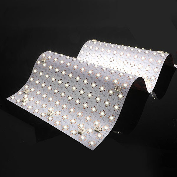 LED Flexibler Streifen - Sign Backlight-Serie - Light Sheet Weiß 2835 288LED 24V GL-24-FE71 & FG80