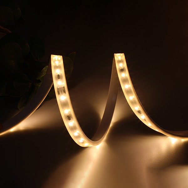 High Voltage LED Strip - AC Glide Series - 811XD-0024-002C Dimmable