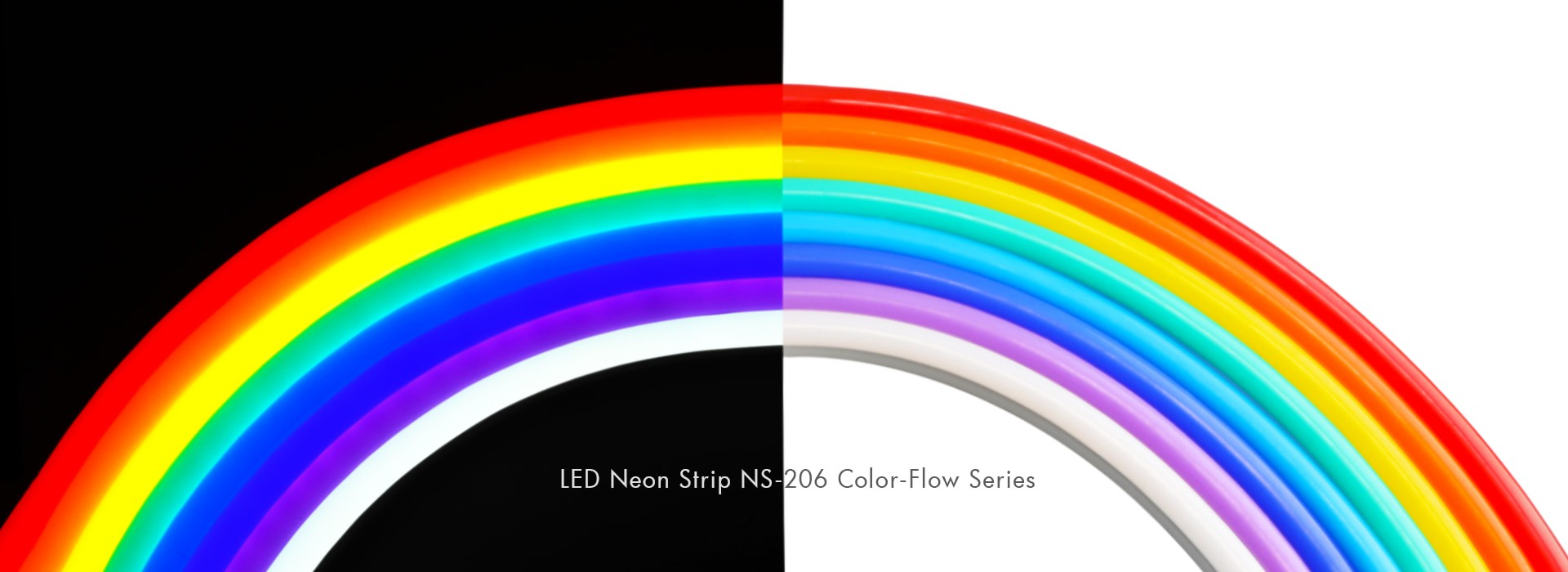 LED Neonlicht Color-Flow Serie NS-206
