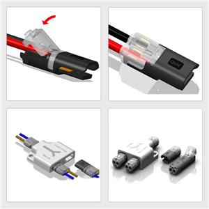 Pluggable Wire Joint & Distribution Box Series